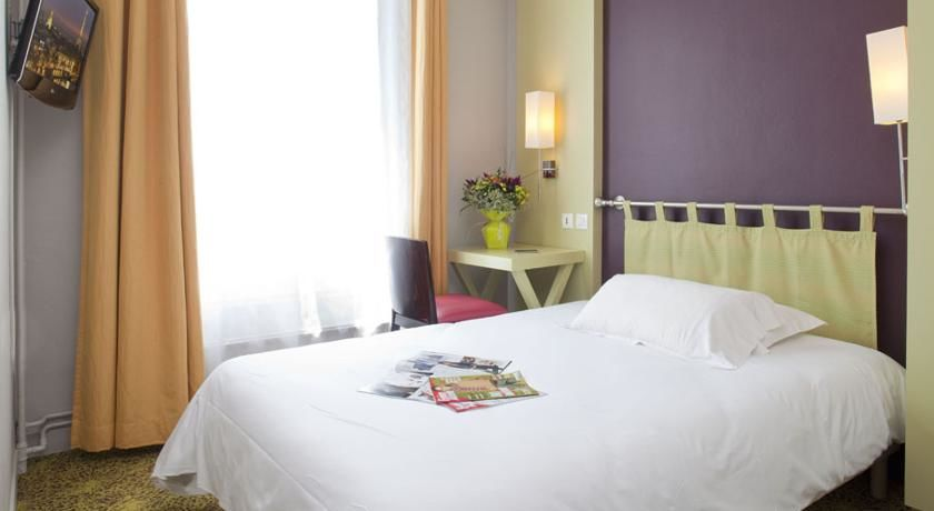Hôtel Montparnasse Alésia *** 15