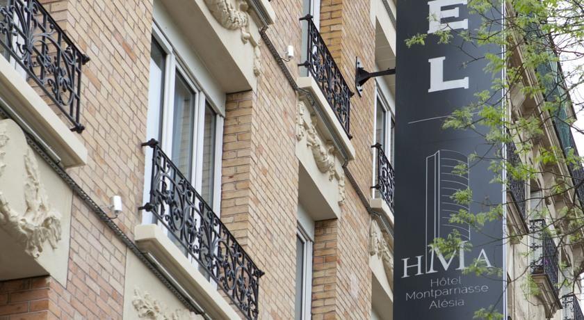 Hôtel Montparnasse Alésia *** 17