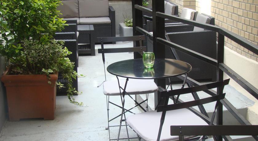 Hôtel Montparnasse Alésia *** 24