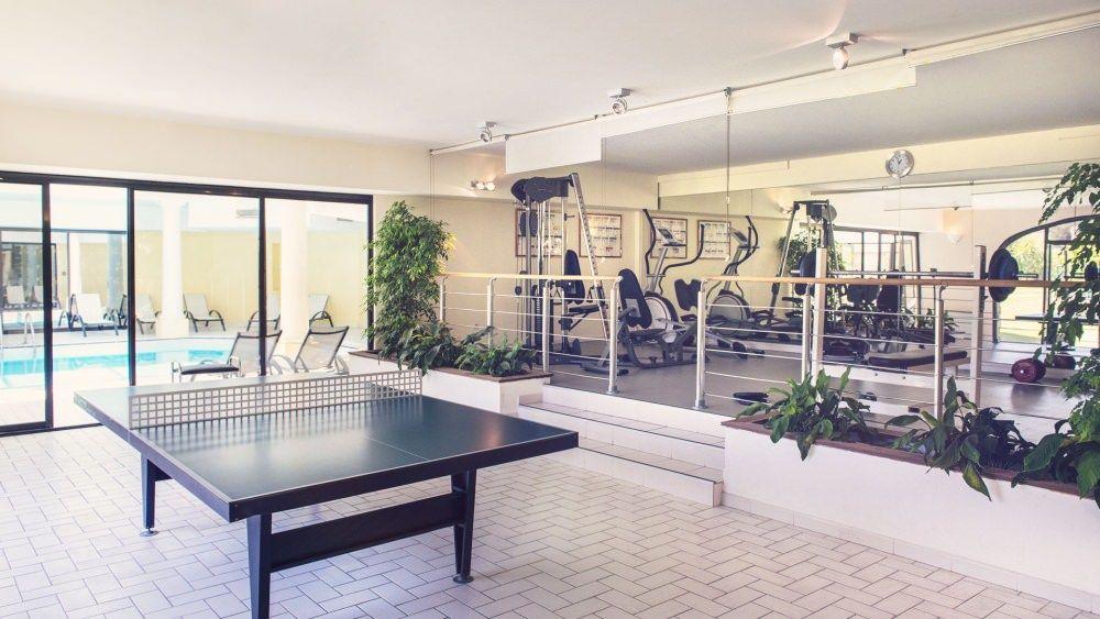 Les Jardins de Sainte Maxime Salle de fitness