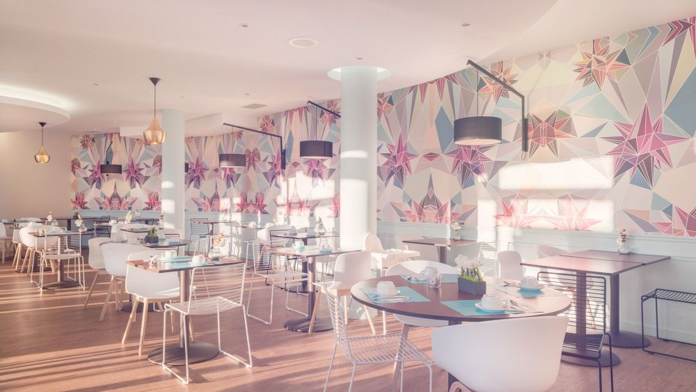 Les Jardins de Sainte Maxime Restaurant