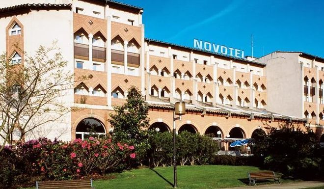 Novotel Toulouse Centre Compans Caffarelli **** 1