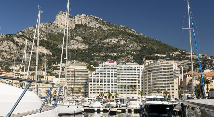 Riviera Marriott Hôtel La Porte de Monaco **** 2