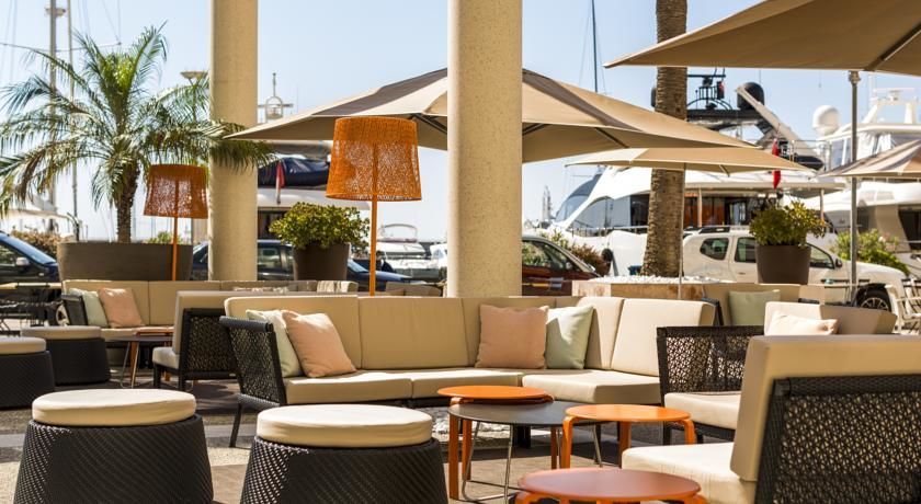 Riviera Marriott Hôtel La Porte de Monaco **** 8