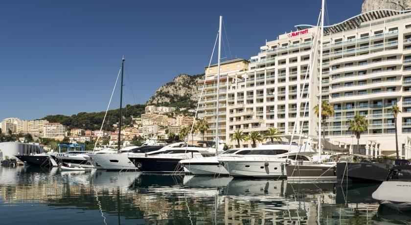 Riviera Marriott Hôtel La Porte de Monaco **** 9