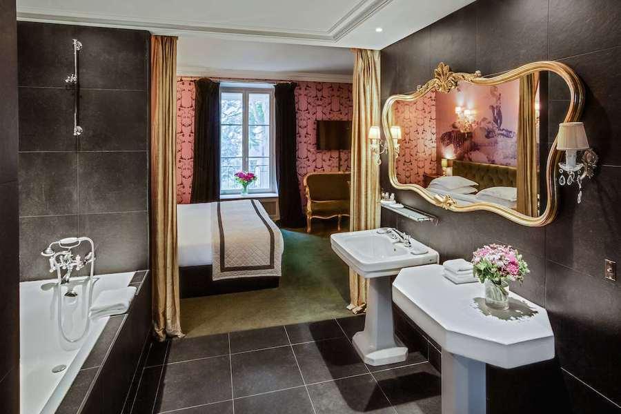 Hôtel Particulier Montmartre Salle de bain