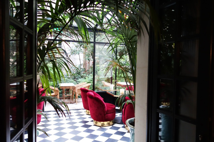 Hôtel Particulier Montmartre Bar