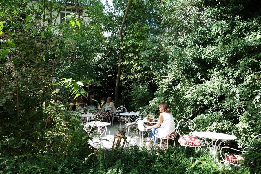 Hôtel Particulier Montmartre Jardin