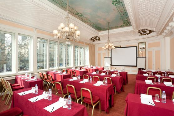 Salle séminaire  - Best Western Hôtel Ronceray Opéra ***