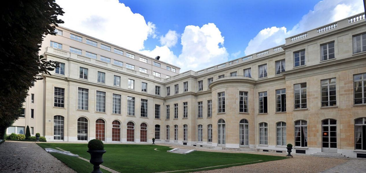 Maison de la chimie 28 rue saint dominique 75007 paris for 28 rue saint dominique maison de la chimie