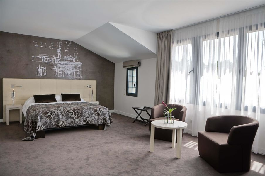 Best Western Villa Saint-Antoine & Spa *** 13
