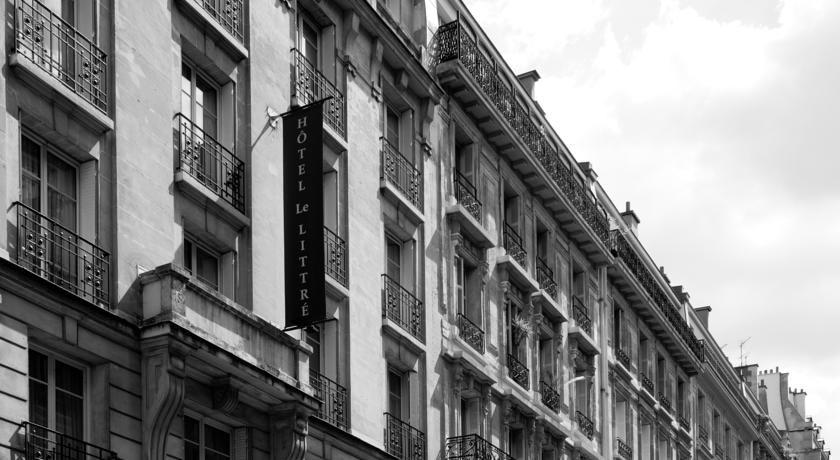 Hôtel Le Littré **** 1