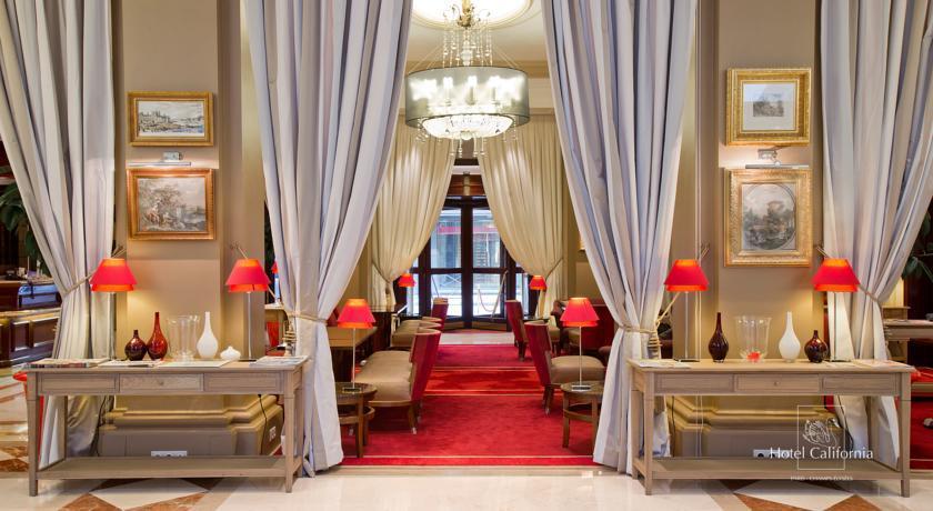 Hôtel California Champs Elysées **** 1