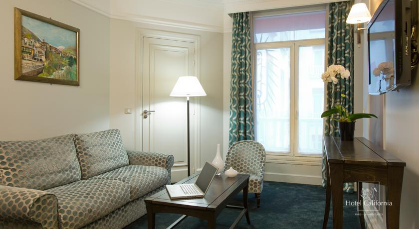 Hôtel California Champs Elysées **** 10