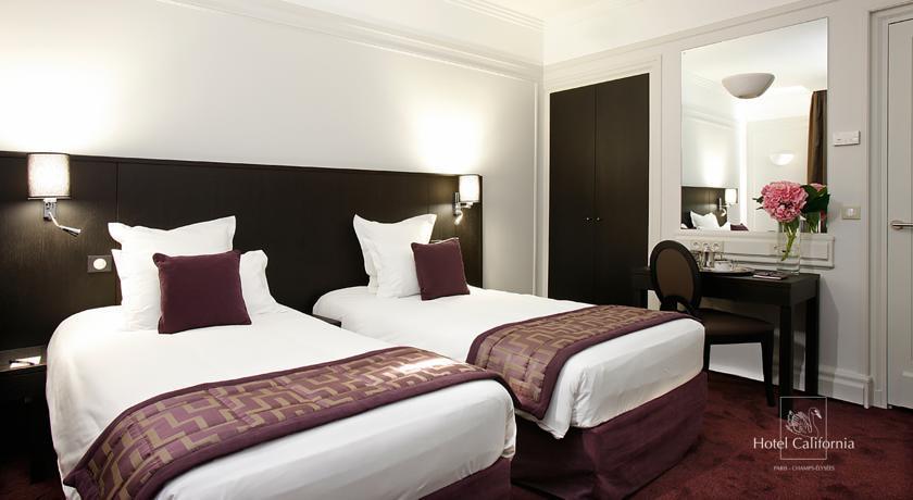 Hôtel California Champs Elysées **** 17