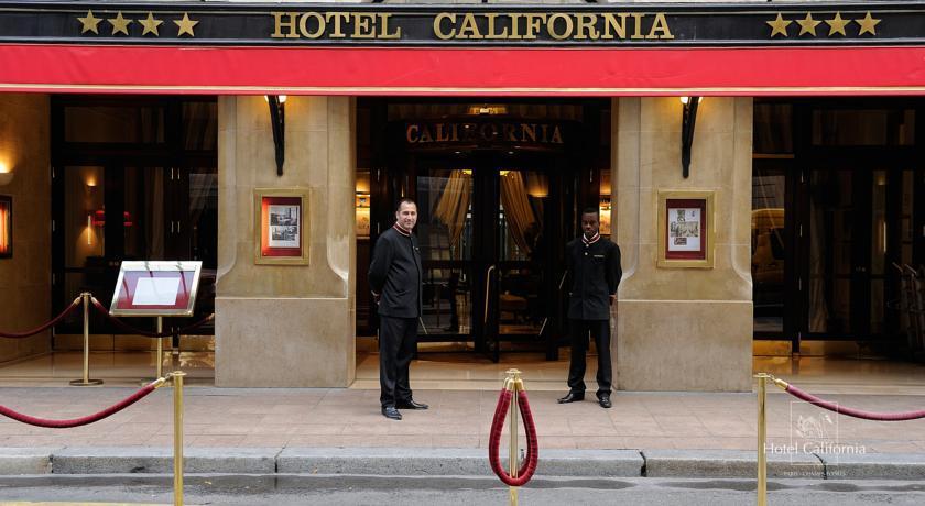 Hôtel California Champs Elysées **** 26