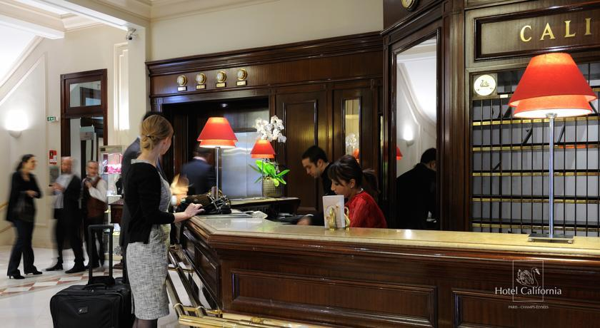 Hôtel California Champs Elysées **** 28