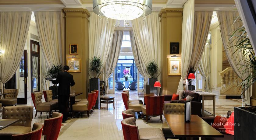 Hôtel California Champs Elysées **** 30