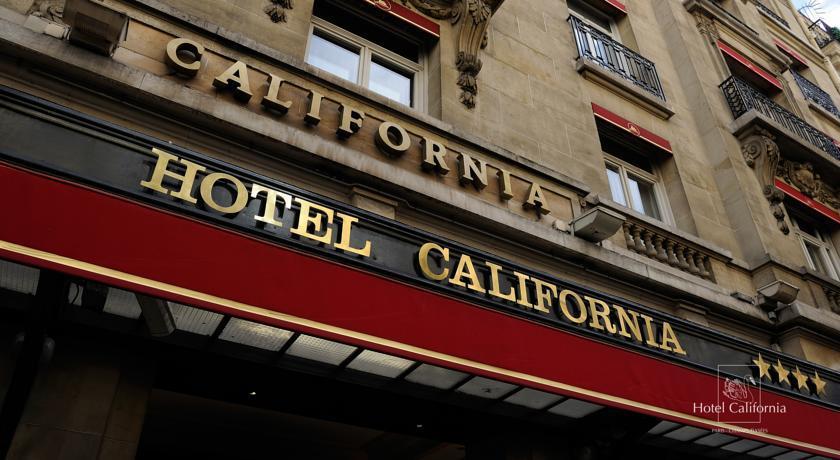 Hôtel California Champs Elysées **** 41