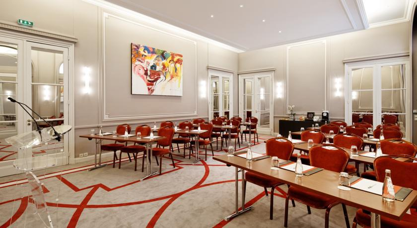 Hôtel California Champs Elysées **** 43