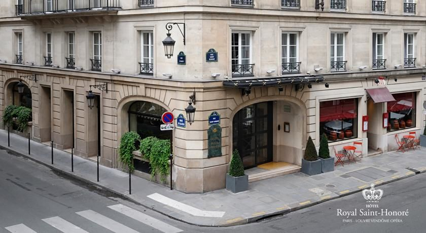 Hôtel Royal Saint Honoré **** 1