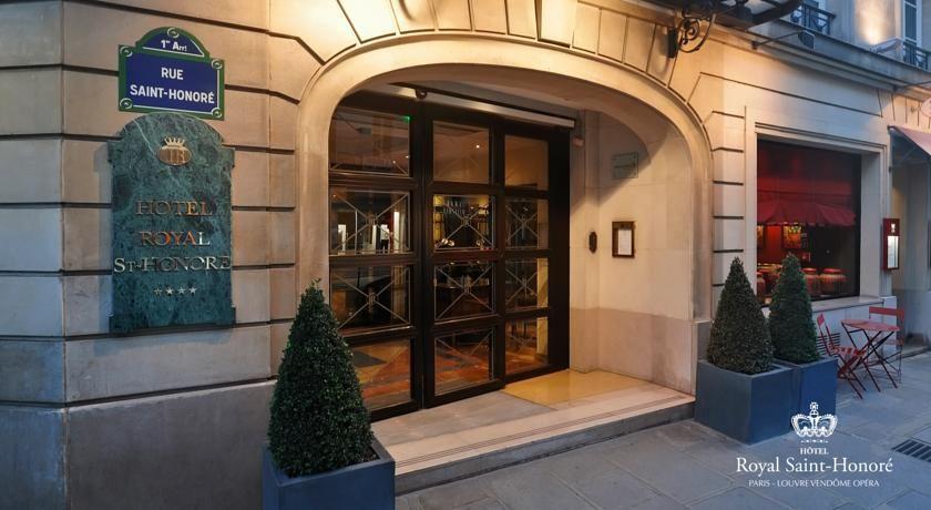 Hôtel Royal Saint Honoré **** 2