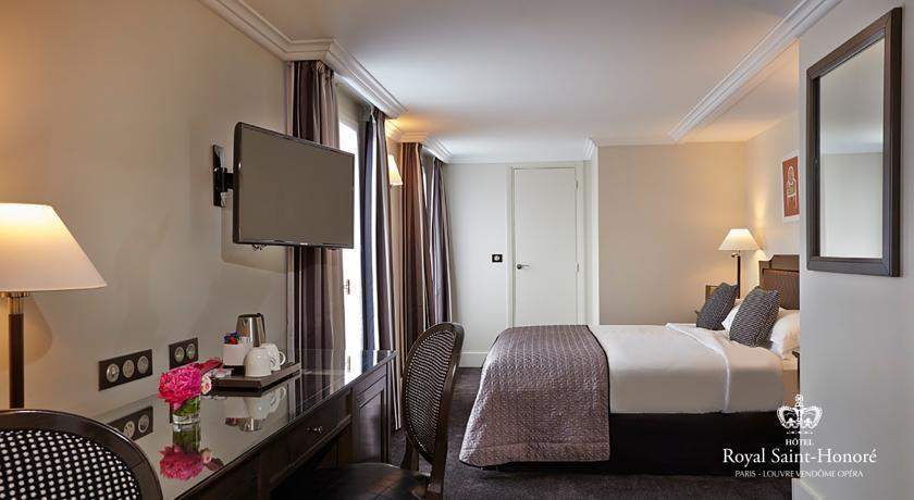 Hôtel Royal Saint Honoré **** 9