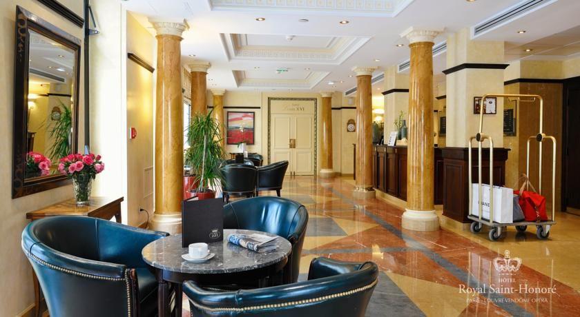 Hôtel Royal Saint Honoré **** 22