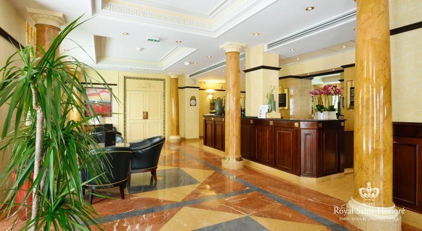 Hôtel Royal Saint Honoré **** 23