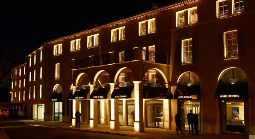 Hôtel de Paris - Saint-Tropez 2