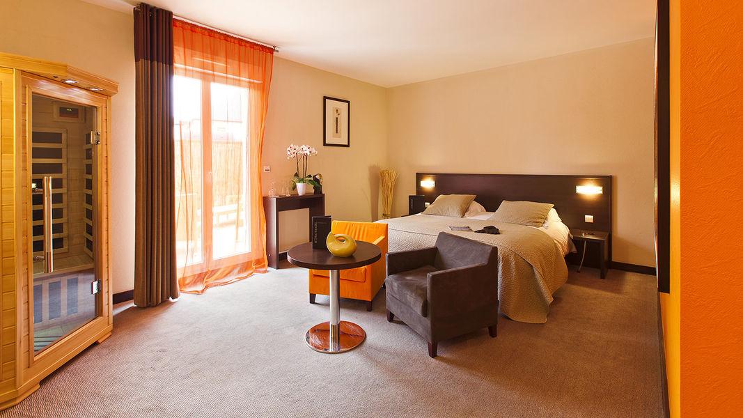 Le Richebourg Hôtel & Spa **** Chambre