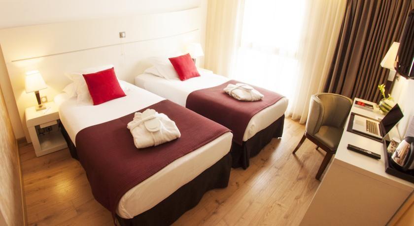 Hôtel Montaigne & Spa **** 11