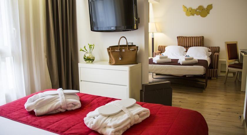 Hôtel Montaigne & Spa **** 16