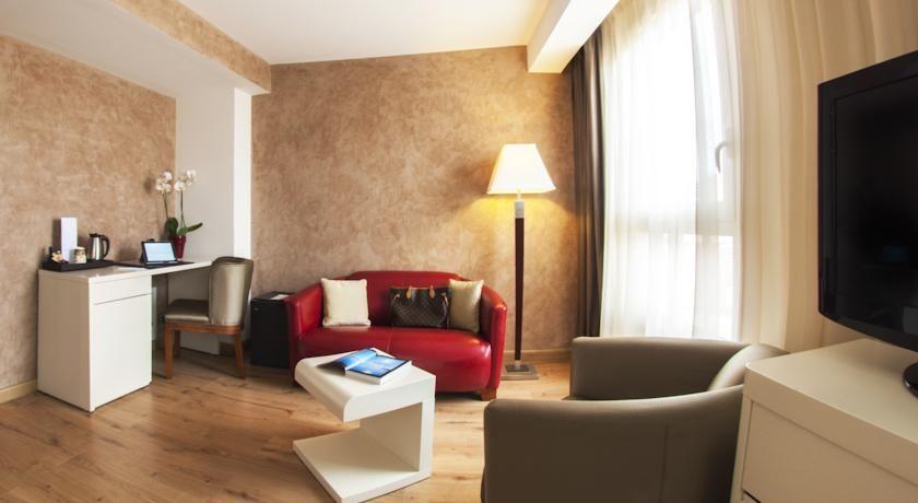 Hôtel Montaigne & Spa **** 17