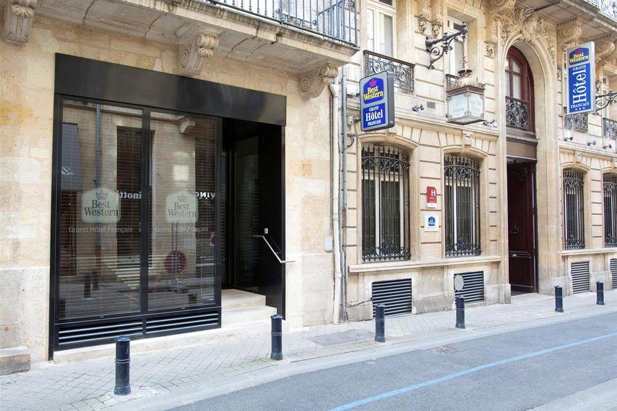 Best Western Grand Hôtel Français *** 1