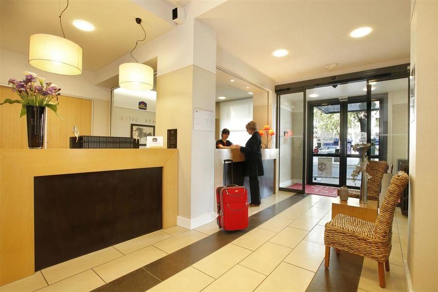 Best Western Hotel Adagio, Saumur *** 10