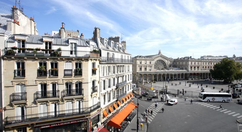 Libertel Gare de l'Est Francais *** 9