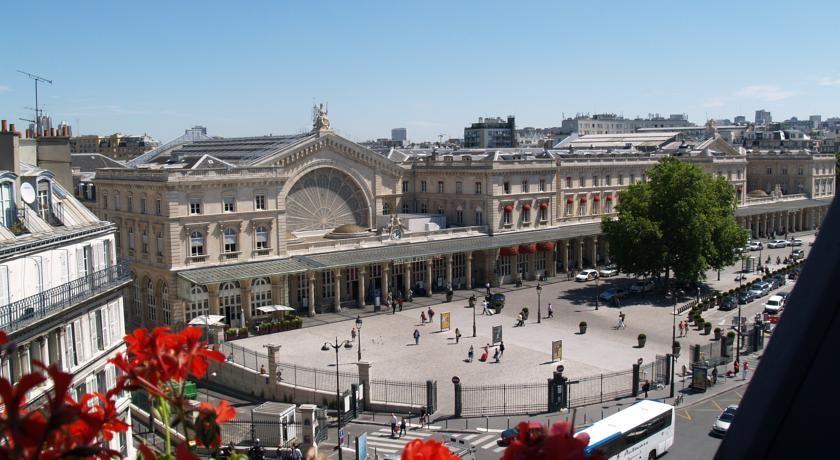 Libertel Gare de l'Est Francais *** 10