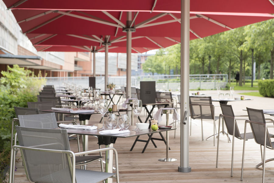 Hôtel Marriott Lyon Cité Internationale **** Terrasse