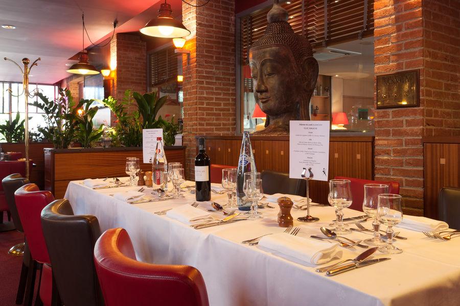 Hôtel Forest Hill Meudon Vélizy **** Restaurant