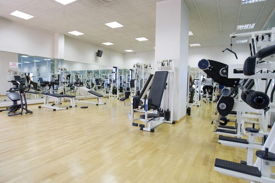 Hôtel Forest Hill Meudon Vélizy **** Salle de fitness