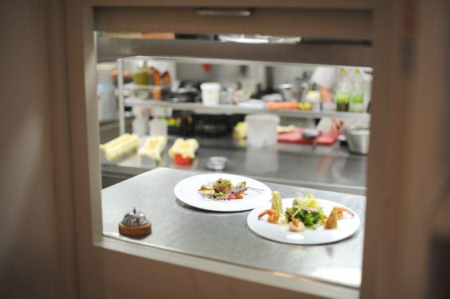 Hôtel L'Aréna **** Proposition culinaire