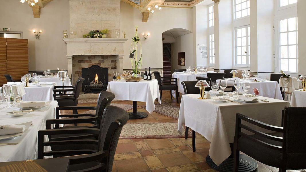 Château de Pizay *** Restaurant