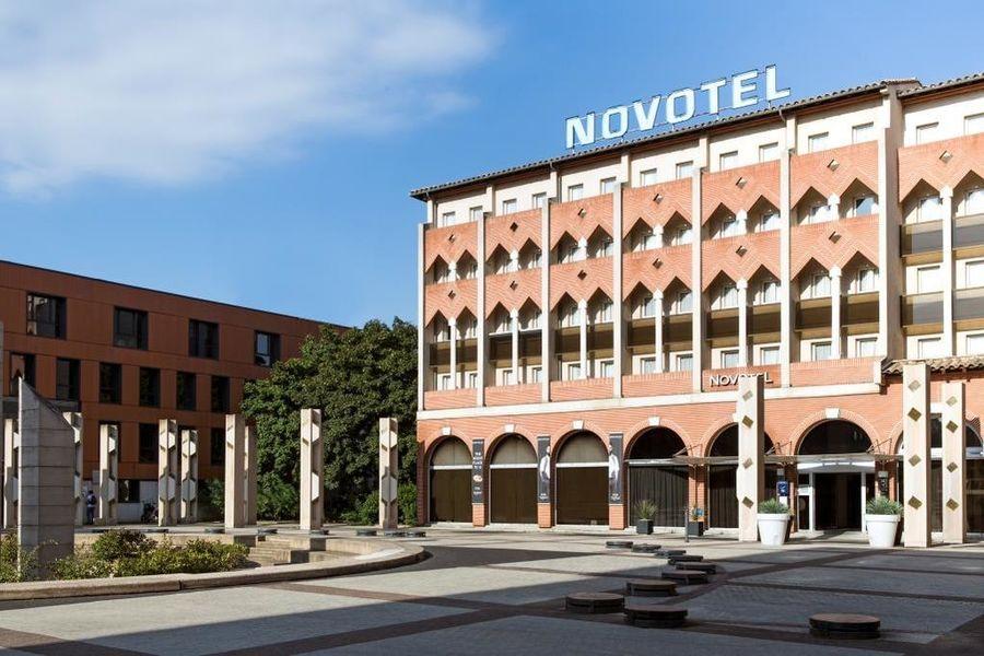 Novotel Toulouse Centre Compans Caffarelli **** Novotel Toulouse Centre Compans Caffarelli ****