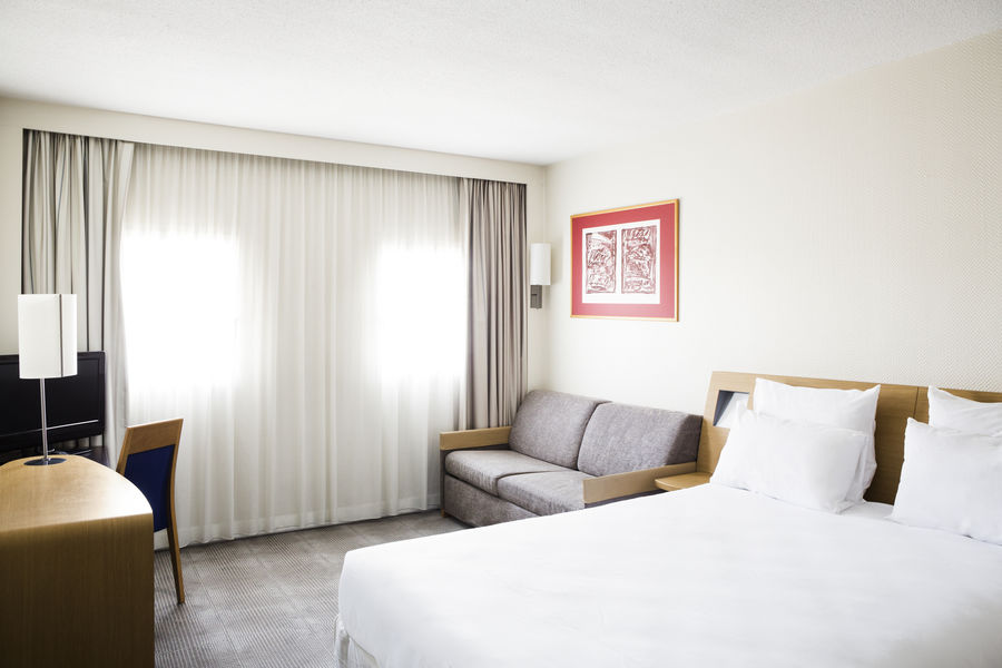 Novotel Toulouse Centre Compans Caffarelli **** Chambre