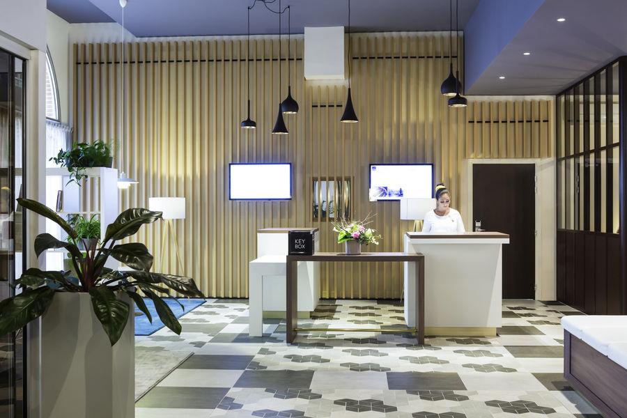 Novotel Toulouse Centre Compans Caffarelli **** Intérieur