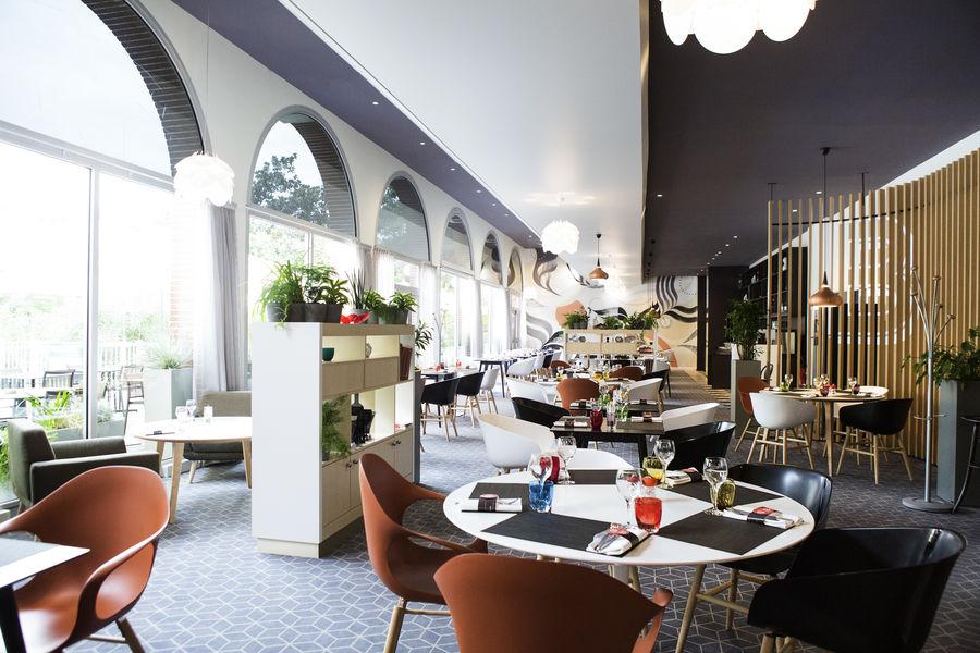 Novotel Toulouse Centre Compans Caffarelli **** Restaurant