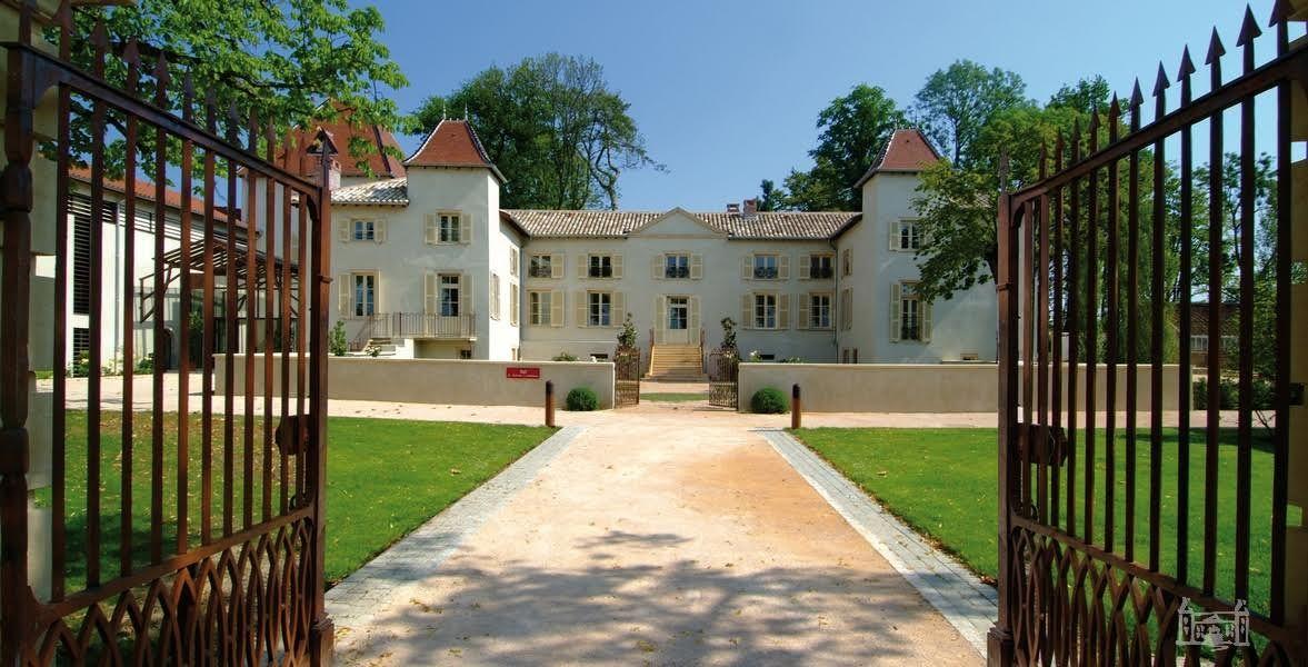 Château des Broyers Entrée