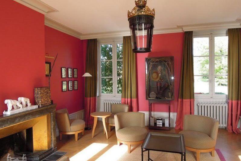 Château des Broyers Salon