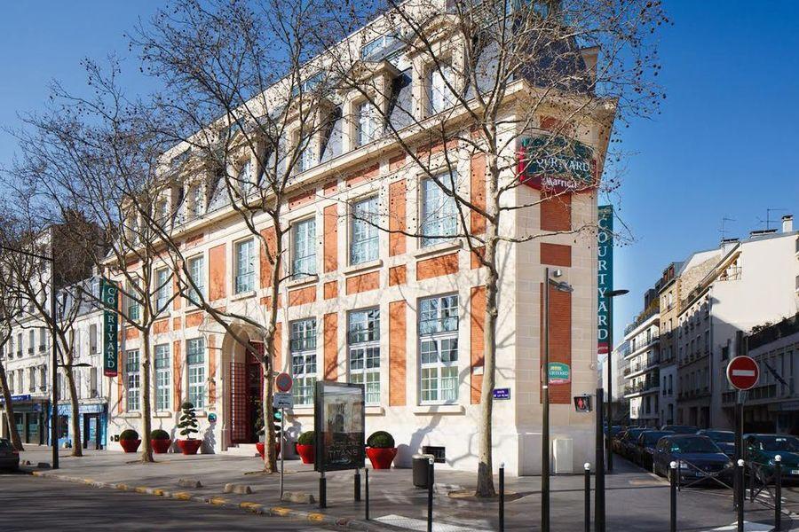 Courtyard by Marriott Paris Boulogne **** Façade